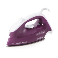 Breeze 2600W Steam Iron in White