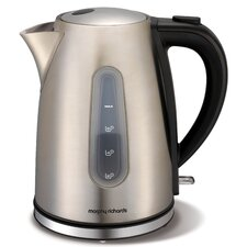 1.5L Cordless Kettle in Silver