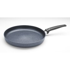 """Diamond Plus 12.5"""" Non-Stick Frying Pan with Lid"""