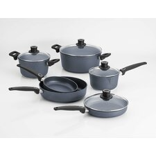 Woll Diamond Plus/Diamond Lite, Induction  10 Piece Cookware Set