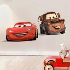Wandsticker Cars Friends