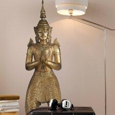 Wandtattoo Buddha Freestyle
