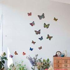 Wandsticker Melli Mello Butterflies