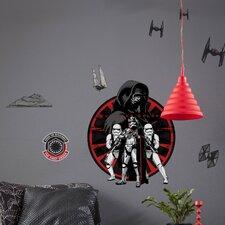Wandtattoo Star Wars Frist Order