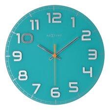 "Unek Goods 12.25"" Classy Wall Clock"