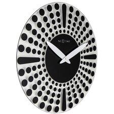 """Unek Goods 17.5"""" Dreamtime Wall Clock"""