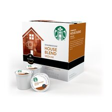 Starbucks House Blend Coffee K-Cups (Set of 96)
