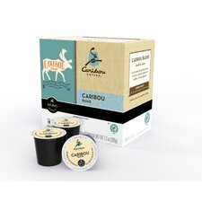 Caribou Blend Coffee K-Cup (Pack of 108)