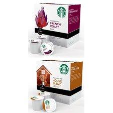Starbucks Bundle K-Cup (Pack of 64)