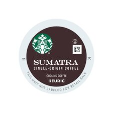 Starbucks Sumatra K-Cup (Pack of 64)