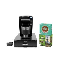K15 Black Bundle Coffee Maker