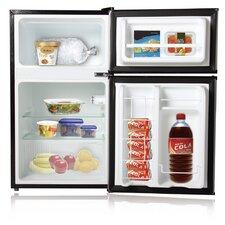3.1 cu. ft. Compact Refrigerator with Freezer