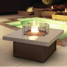 Aurora Fire Pit Table