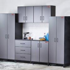 Tuff-Stor Tough Storage 7.5' H x 10' W x 2' D 6 Piece Storage System