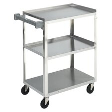 Stainless Steel All Purpose Utility Cart