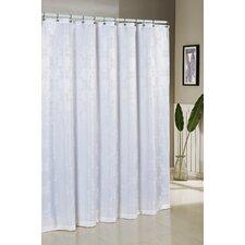 Lavalette Jacquard Shower Curtain
