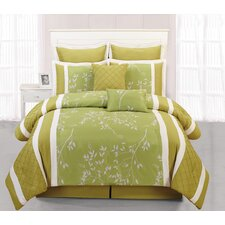 Riverbank 8 Piece Comforter Set