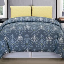 Lucienda 3 Piece Full/Queen Duvet Cover Set
