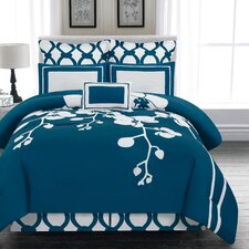 April 7 Piece Comforter Set