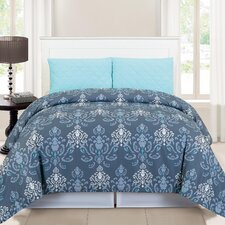 Lucienda 3-Piece Duvet Cover Set