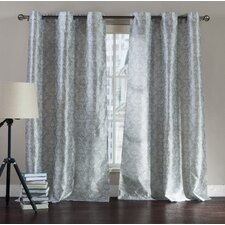 Aimelee Curtain Panel (Set of 2)