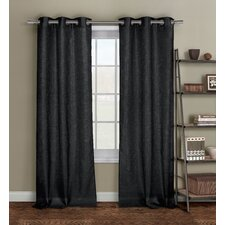 Sydney Embossed Curtain Panel (Set of 2)