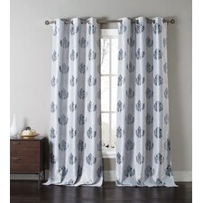 Lanie Blackout Curtain Panel (Set of 2)