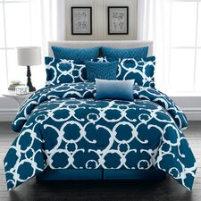 Rhys 8 Piece Comforter Set