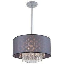 Piccadilly 3 Light Pendant