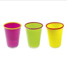 3-tlg. 3-tlg. Gläser-Set Colore