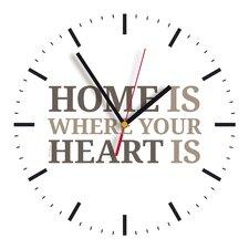 Analoge Wanduhr My Clock 28 cm