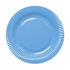 4-tlg. 4-tlg. Essteller-Set Picnic Fast Food