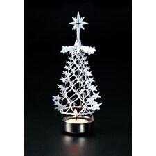 """Weihnachtsbaum """"Tree Motion"""" in Weiß"""