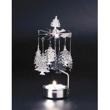 "2-tlg. Weihnachtsbaum ""Mini Carousel"""