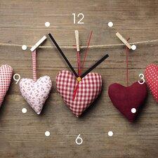 Analoge Wanduhr My Clock