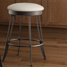 """Library Luxe Style 26"""" Swivel Bar Stool"""
