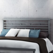 HighWay Steel Headboard and Footboard