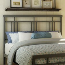 Cottage Metal Headboard and Footboard