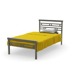 Sentinel Twin Metal Headboard/Footboard