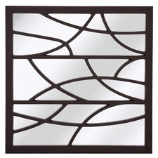 Traditional Square Wall Mirror