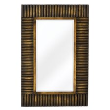 Mixed Media Bevel Wall Mirror