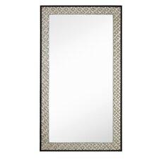 Contemporary Rectangular Floor Mirror