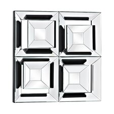 Contemporary Beveled Mirror Panels