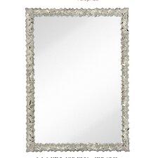 Modern Rectangular Decorative Glass Wall Mirror
