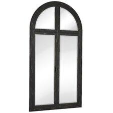 Beveled Glass Full Length Wall Mirror