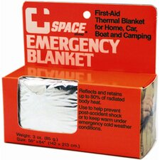 Emergency Blanket (Set of 4)