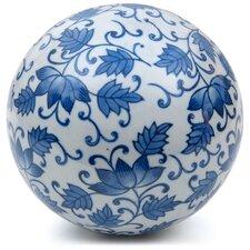 Leaves Decorative Ball Scultpure