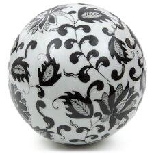 Leaves Decorative Ball Sculpture