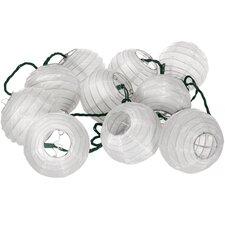 10-Light 10 ft. Lantern String Lights