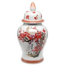 Temple Decorative Urn